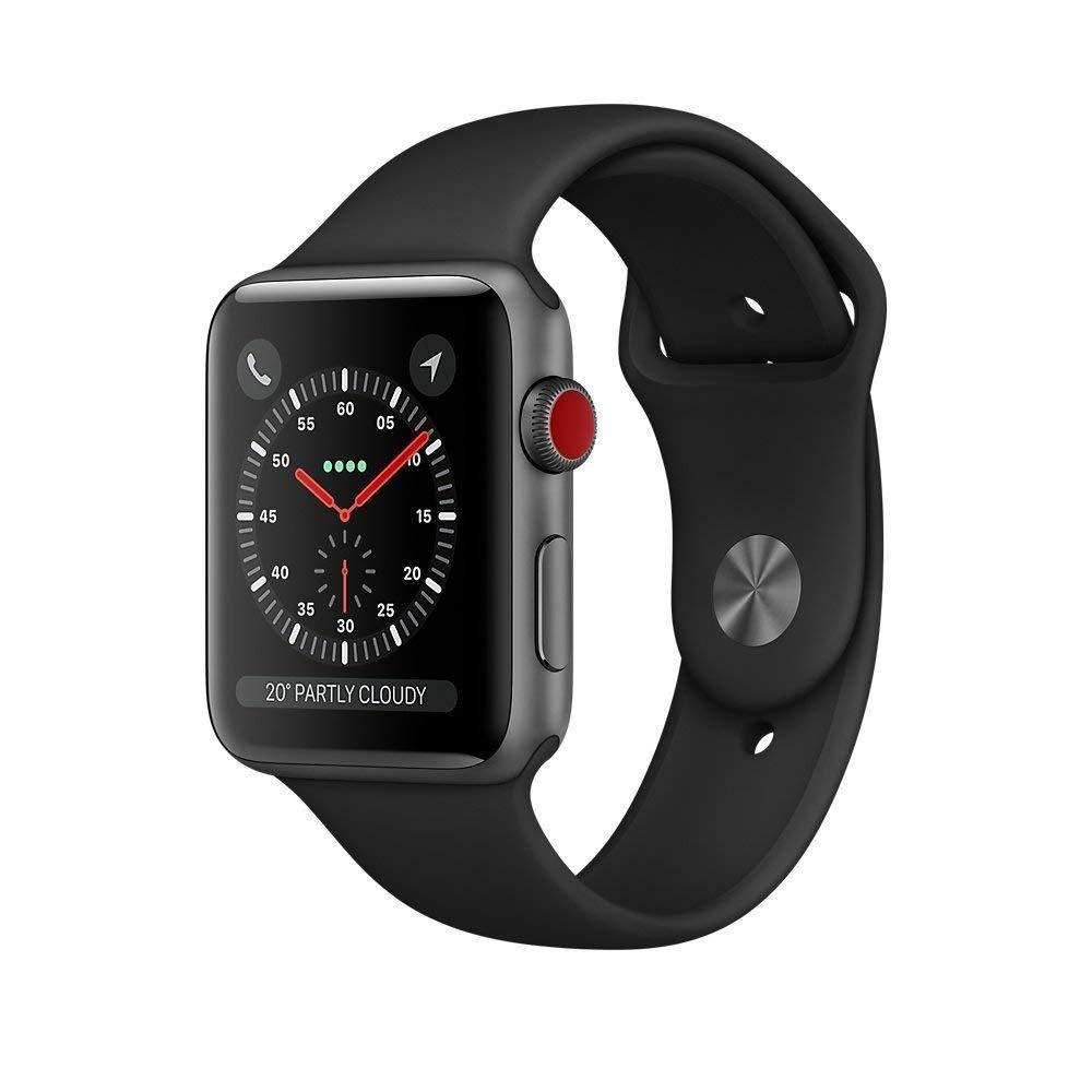 Apple Watch Series 3 38MM 4G A/B Grade (No Charger)