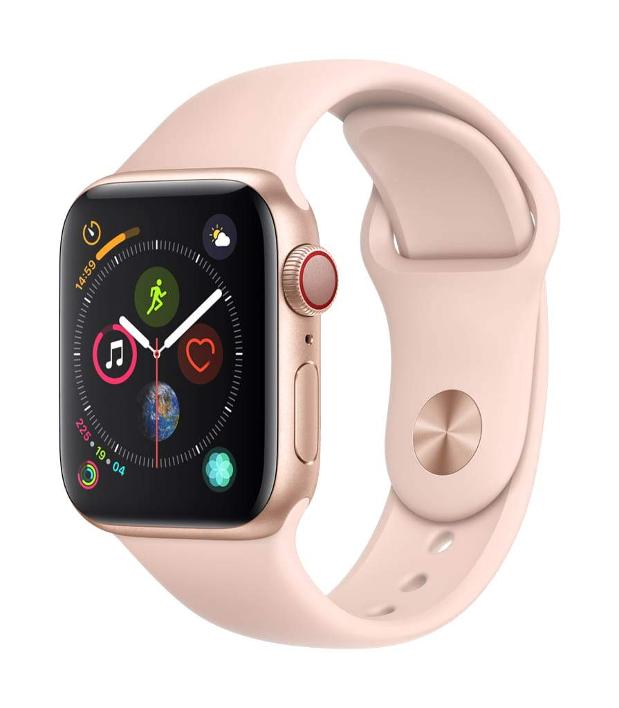 APPLE WATCH SERIES 4 - 44MM 4G (No Charger)